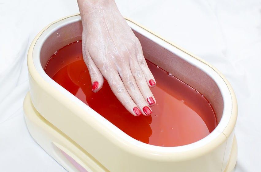 Soften the hands
